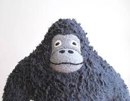 Stuffed Gorilla